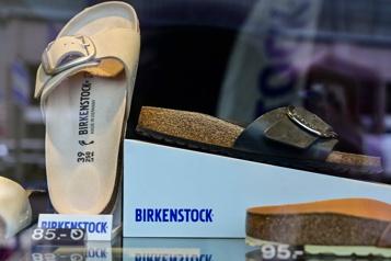 La vénérable sandale Birkenstock propulsée sur la planète luxe)