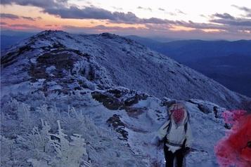 Deux Sherbrookoises secourues au sommet du mont Lafayette