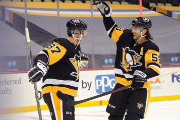 Crosby donne la victoire aux Penguins face aux Capitals)