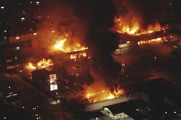 Pour la population noire de Los Angeles, «rien n'a changé» depuis Rodney King)