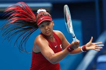 Naomi Osaka passe sans difficulté aux huitièmes de finale)