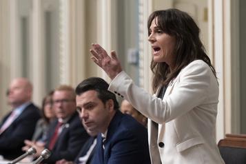 Harcèlement: le gouvernement ouvert à réviser le code d'éthique des élus