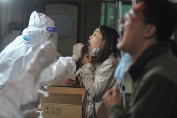 COVID-19 en Chine Plus de 10millions de dépistés en 4jours à Qingdao)