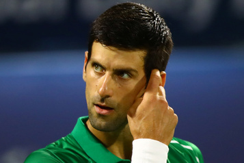 Coronavirus : Djokovic fait don d'un million d'euros à la Serbie