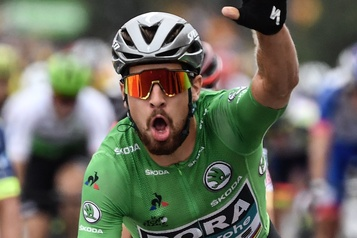 Peter Sagan participera au Tour d'Italie