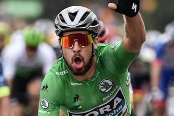 Peter Sagan participera au Tour d'Italie