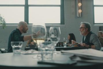 L'autre midi à la table d'à côté Christian Bégin et Martin Matte lancent la saison)