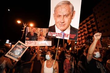 Le fils de Nétanyahou doit cesser de «harceler» les manifestants)