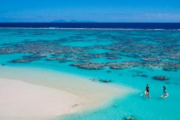 Suspension des voyages touristiques en Polynésie)