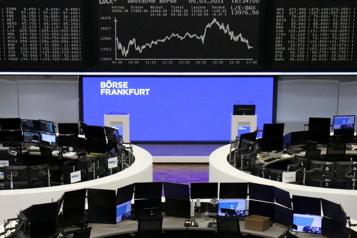 Les Bourses européennes grisées par les perspectives de reprise)