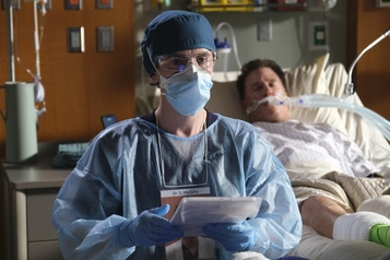 Deux acteurs de The Good Doctor atteints de la COVID-19)