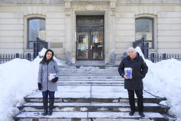 Vocation de la bibliothèque Saint-Sulpice  Et pourquoi pas un «repère de la littérature québécoise»? )