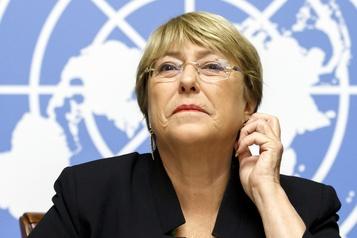 L'ONU dénonce le «racisme structurel» aux États-Unis)
