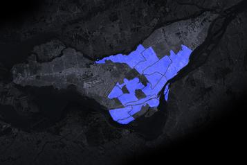 Les deux tiers des cas et des morts dans la région de Montréal