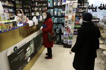 Coronavirus: l'Iran annonce 135 nouveaux décès, bilan officiel de 988 morts