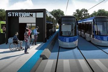 Tramway: la Ville de Québec assumera les dépassements de coûts