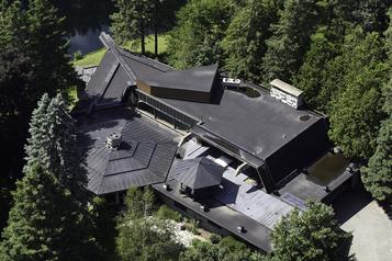 Photoreportage: des maisons étonnantes)