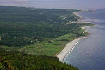Le retrait d'Air Canada plombe le programme Explore Québec)