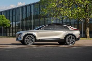 GM met 2milliards pour convertir une usine à la fabrication de voitures électriques)