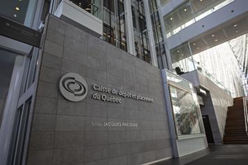 Caisse de dépôt et placement du Québec Mise augmentée dans Amazon et Facebook)