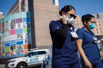 La «guerre» des hôpitaux de New York
