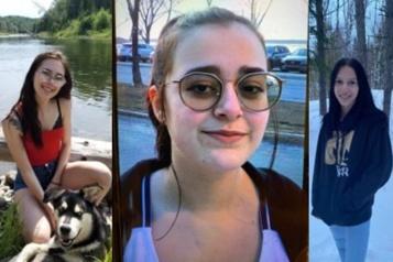 Trois adolescentes portées disparues à Rimouski)