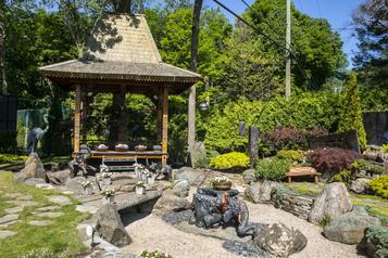 Harmonia: un jardin extraordinaire qui fait du bien)
