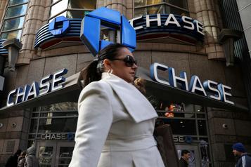 JPMorgan Chase: les activités de courtage atténuent l'effet de la pandémie)
