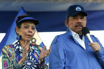 Nicaragua Daniel Ortega candidat à son quatrième mandat présidentiel consécutif)