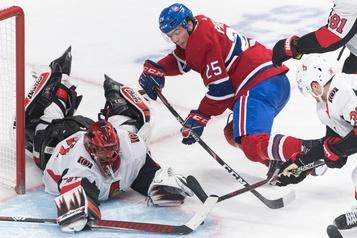 Ryan Poehling cédé à Laval
