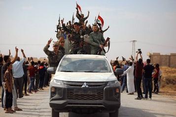 Offensive turque en Syrie: le régime intervient pour protéger les Kurdes