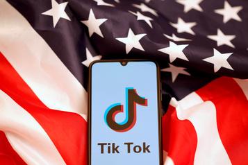 TikTok doit devenir américaine, ou fermera aux É.-U., dit l'administration Trump)