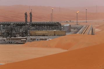 Le pétrole monte après l'attaque d'une installation gazière saoudienne
