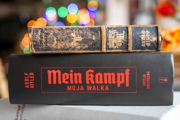 Pologne Mein Kampf publié en «hommage aux victimes»)