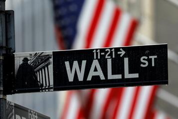 Wall Street termine sur une petite hausse)