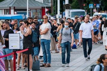 COVID-19: les Suédois appelés à télétravailler jusqu'en 2021)