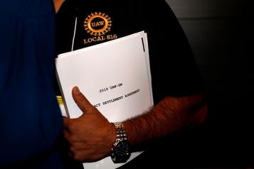 Entente chez GM: hausses de salaires prévues