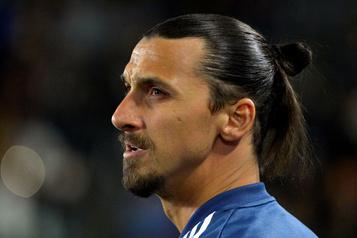 Zlatan Ibrahimovic se joint à l'AC Milan