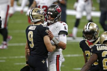 Les vraies affaires Tom Brady ou Drew Brees? )
