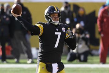Steelers Ben Roethlisberger serait de retour la saison prochaine)