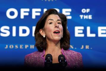 La future secrétaire américaine au Commerce promet d'être «agressive» envers la Chine)