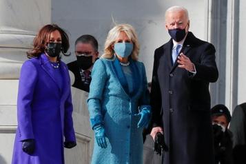 Les comptes Twitter de la présidence remis à Joe Biden et son équipe)
