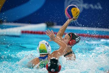Water-polo: après 15ans d'attente, revoici l'équipe canadienne