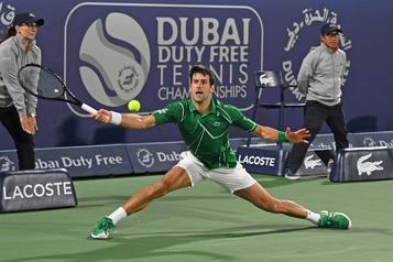 Une finale Djokovic-Tsitsipas à Dubaï