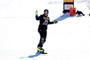 Surf des neiges  Jasey-Jay Anderson commence à retrouver ses repères)