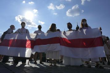 Biélorussie Washington sanctionne des dizaines de responsables)