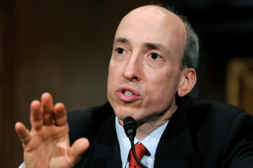 Le nouveau patron de la SEC veut faire évoluer la réglementation des marchés)