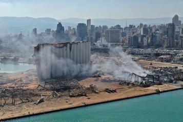 Explosions à Beyrouth: plus de 100morts et 300000sans-abri)
