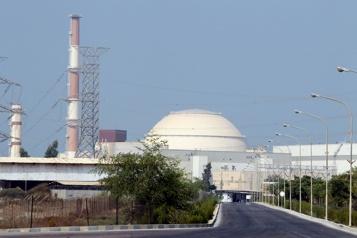 Maintenance ou réparations? La seule centrale nucléaire électrique d'Iran à l'arrêt)