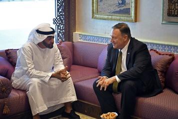 Attaques en Arabie: Pompeo pour une «solution pacifique» avec l'Iran